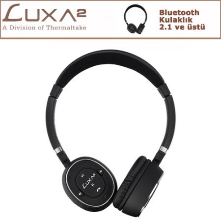 LUXA2 Bluetooth Kulaklık - Siyah