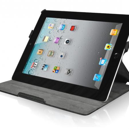 LUXA2 Legerity iPad Kılıf/Stand - Siyah