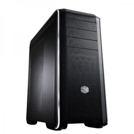 CM 693 USB3.0, Siyah Mid Tower Kasa (PSU Yok)
