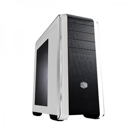 CM 693 USB3.0, Beyaz Mid Tower Kasa (PSU Yok)