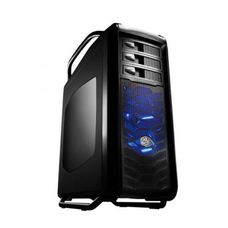 CM COSMOS SE USB3.0, Pencereli Siyah Mid Tower Kasa (PSU Yok)