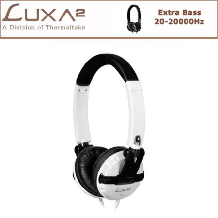 LUXA2 F1 Kulaklık - Beyaz