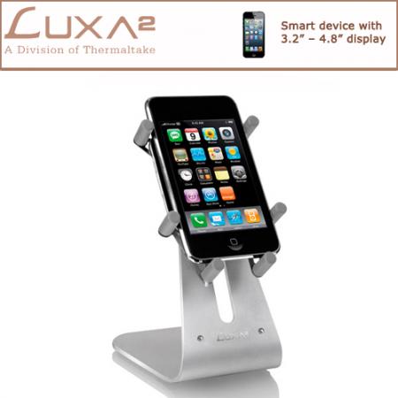 LUXA2 H1-Touch Alüminyum iPhone Masa Standı