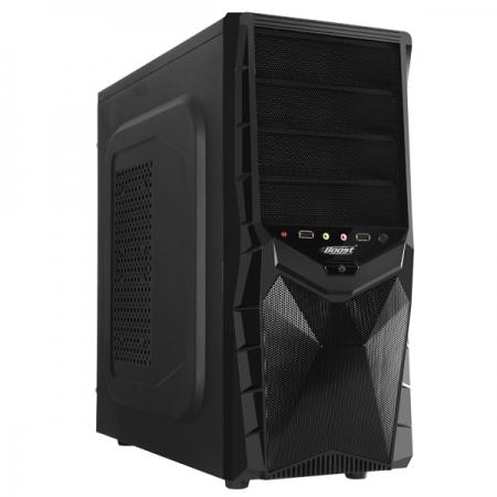 Boost VKC012B 300W ATX Kasa Meshed Panel Siyah