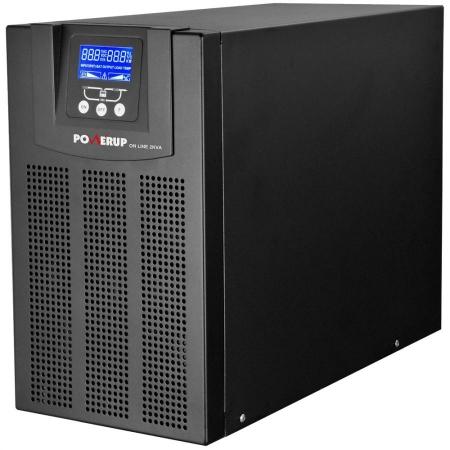 PowerUp 2KVA Online LCD HF UPS