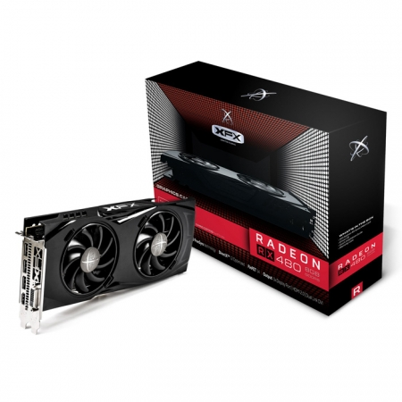 XFX RX 480 GTR Triple X Edition OC 8GB DDR5 256bit DX12 AMD Ekran Kartı