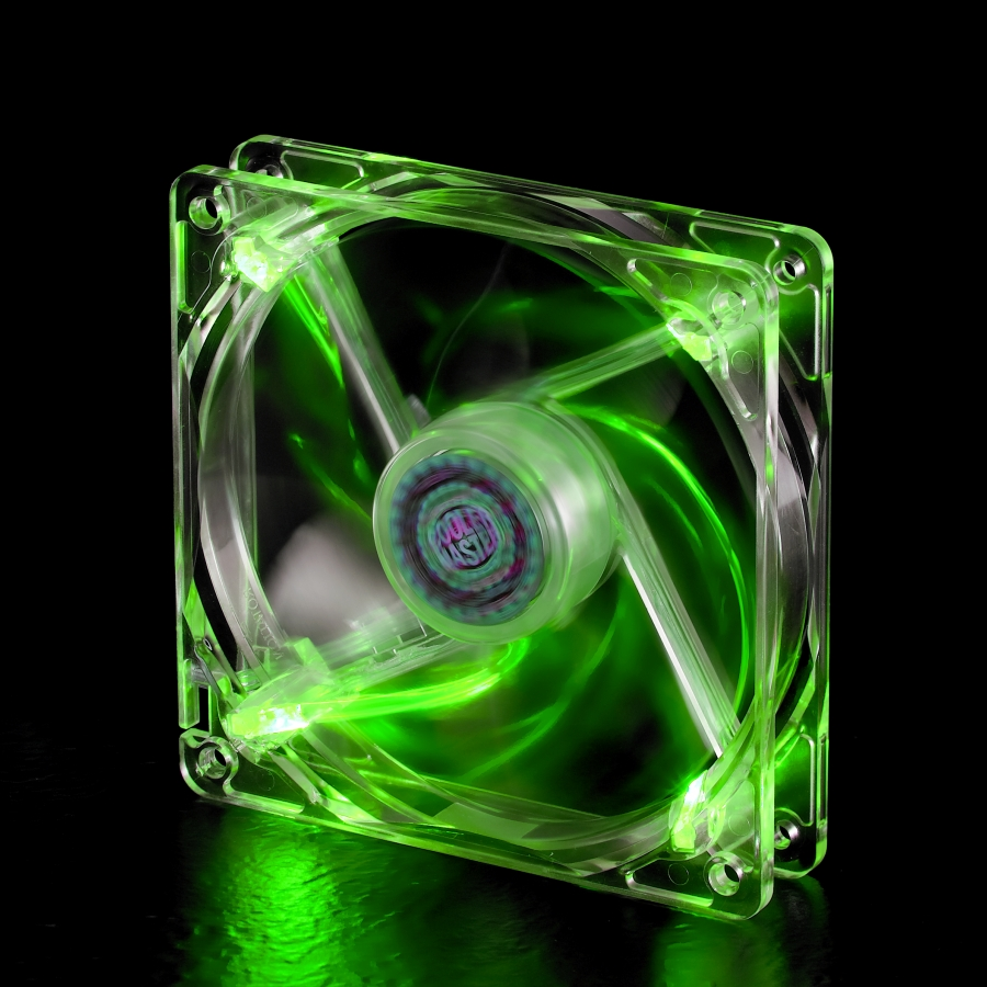 CM BC 120mm Yeşil Ledli Kasa Fanı 1200 RPM