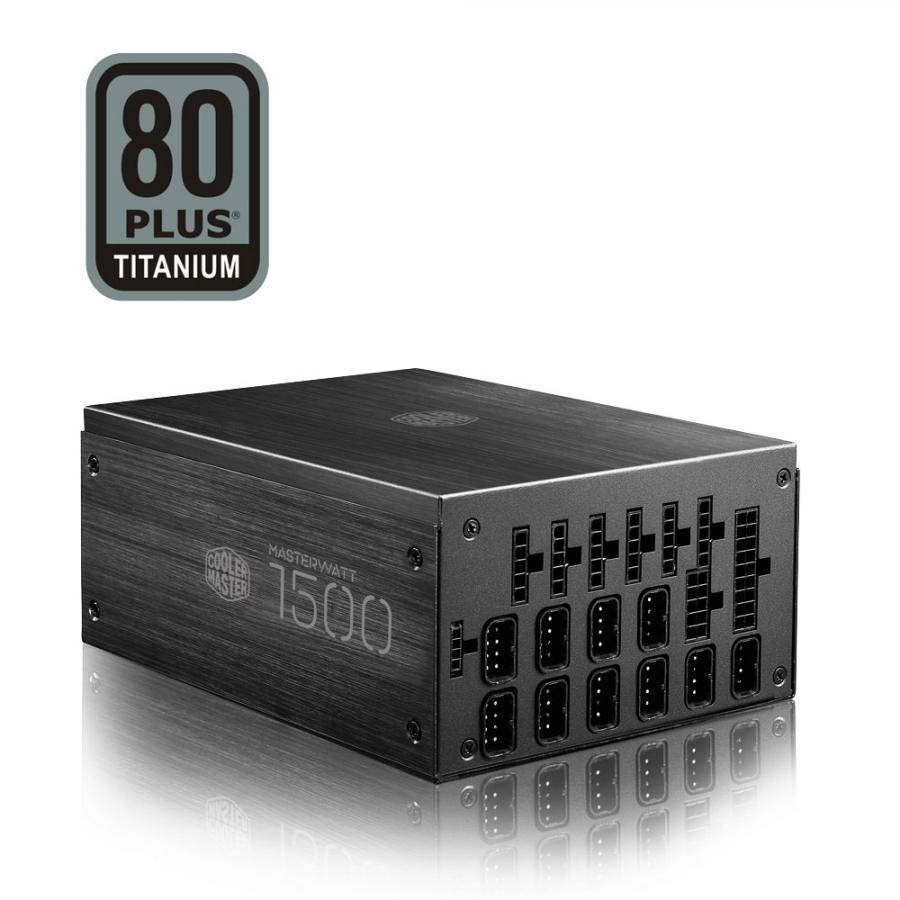 CM MasterWatt Maker 1500W 80+ Titanium Full Modüler PSU
