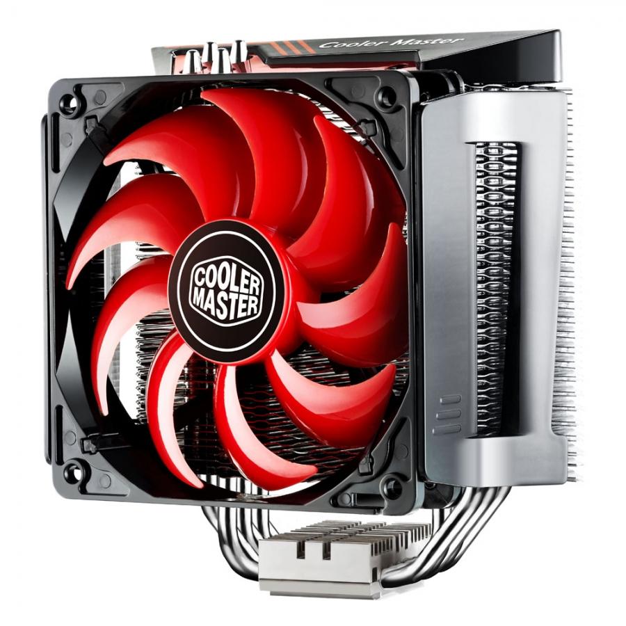 CM X6 İntel 2011/1366/1156/1155/775 AMD FM1/AM Serisi Uyumlu CPU Soğutucusu