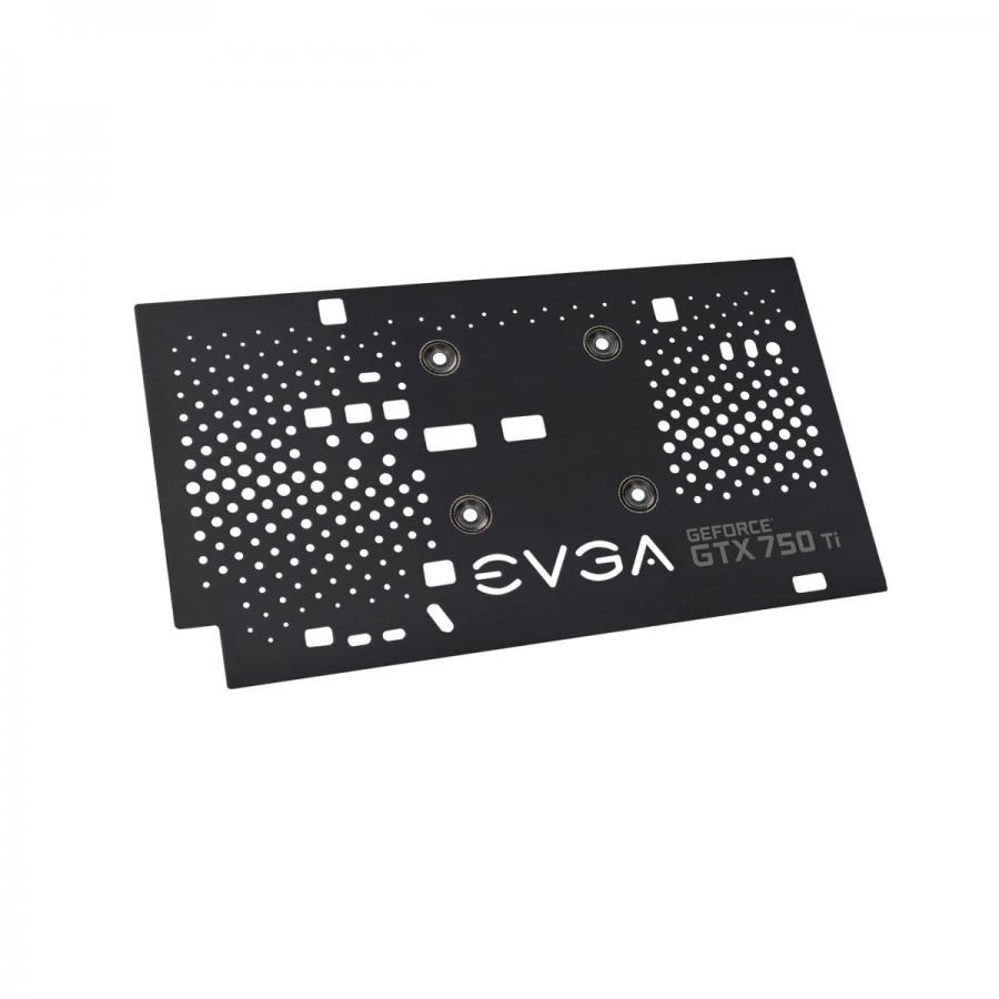 EVGA GTX750Tİ ACX versiyon ekran kartı için Arka Plaka (Backplate)