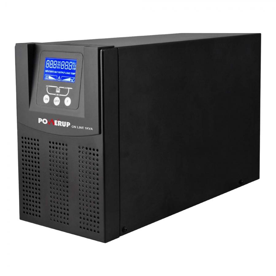 PowerUp 1KVA Online LCD HF UPS