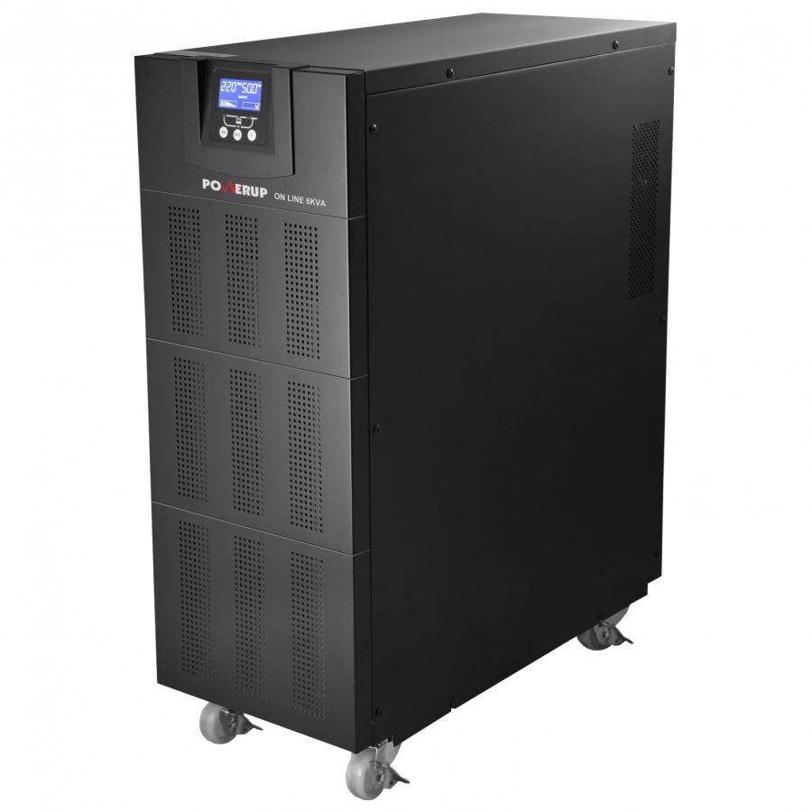 POWERUP 6 KVA PRO Serisi ONLINE LCD UPS