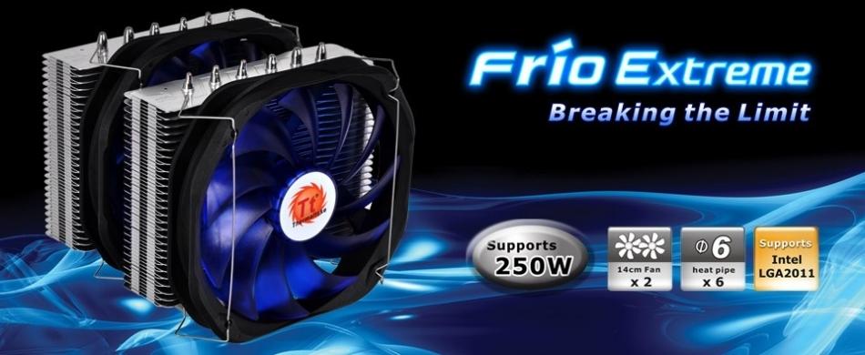 Thermaltake Frio Extreme CPU Soğutucusu